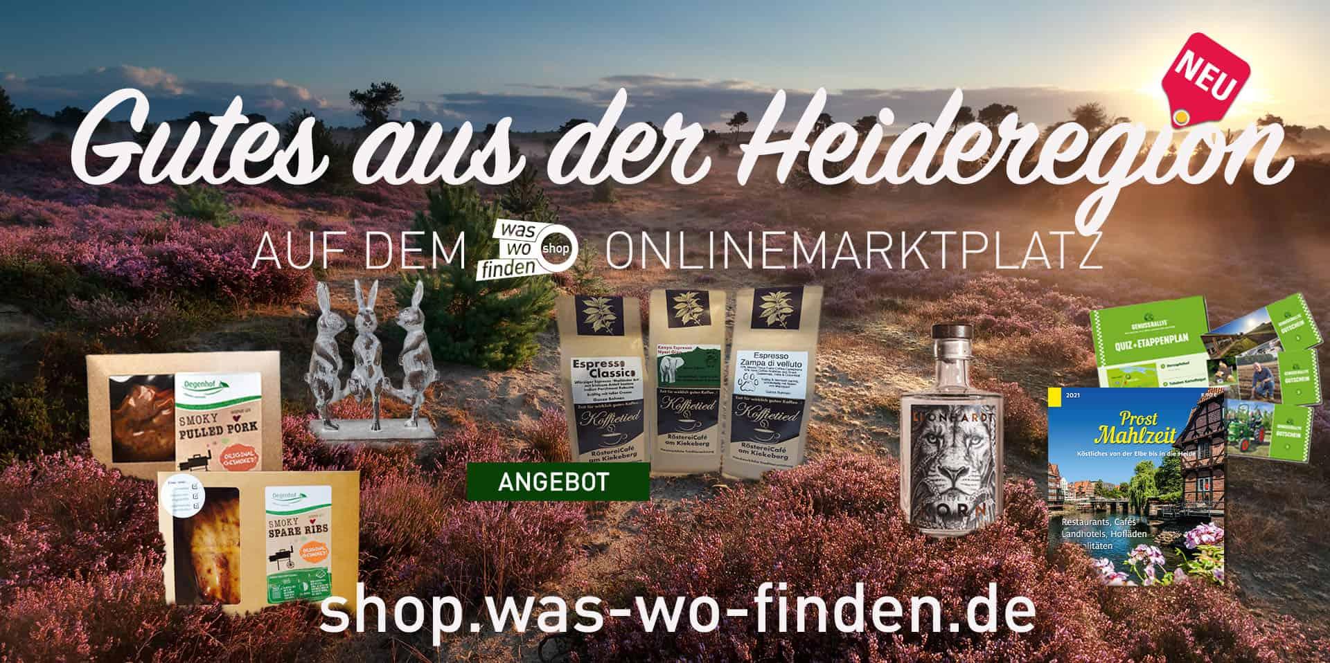Gutes aus der Lüneburger Heide