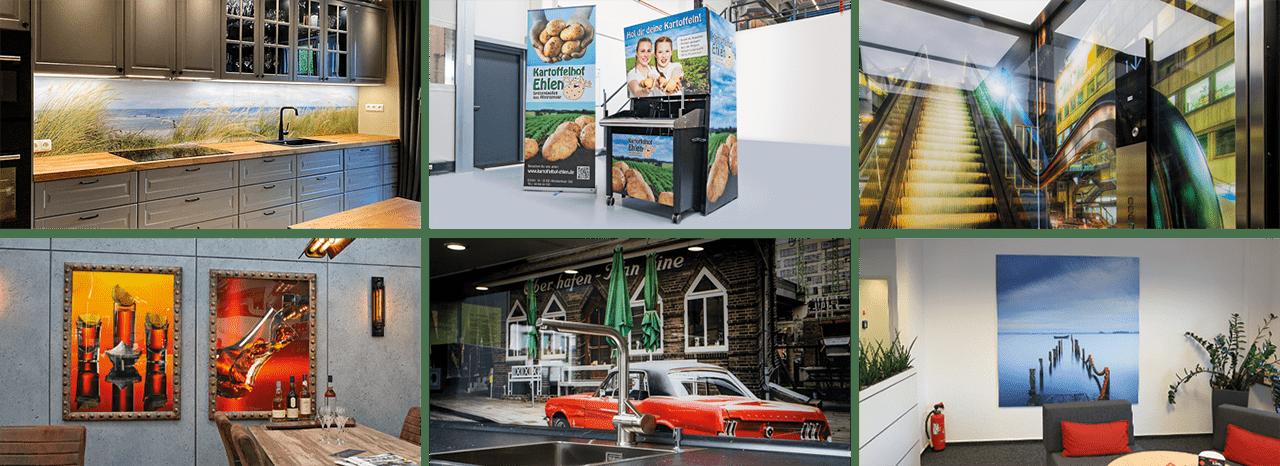 Großformatdrucke Nordheide - Print-o-tec