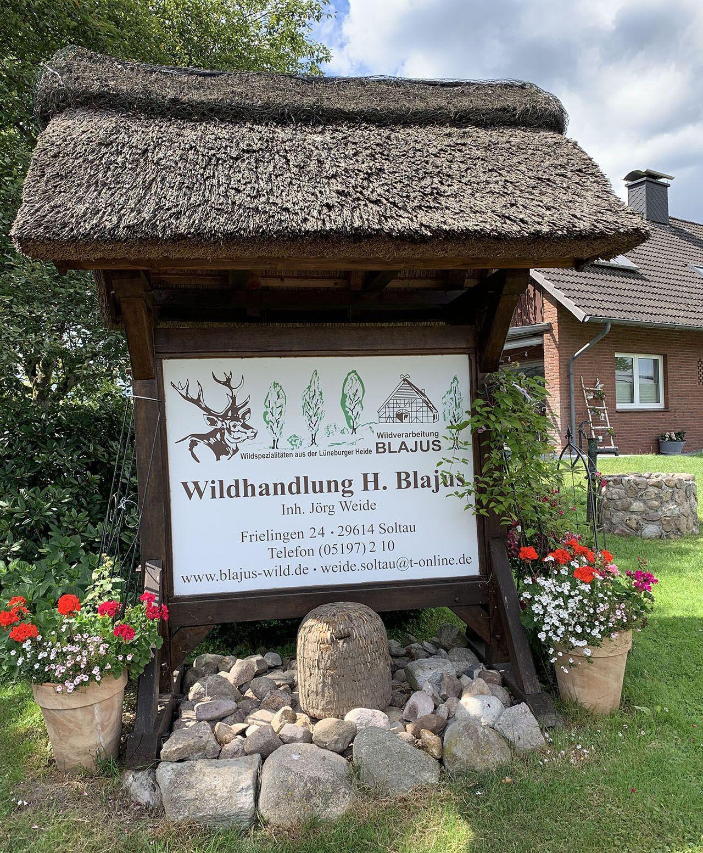 Wildfleisch von der Wildhandlung Blajus im Dorfgenuss Brackel